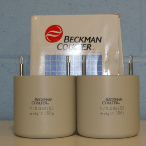 Beckman Coulter Conical Tube Adapters Image