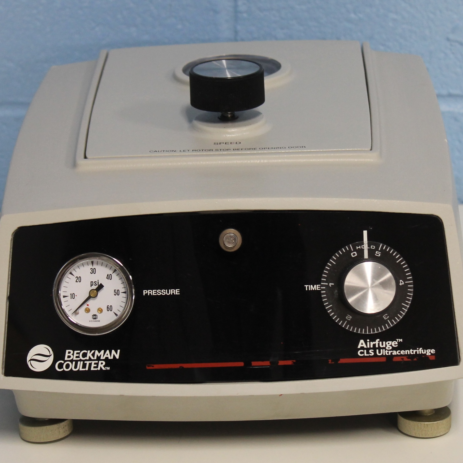Beckman Airfuge CLS Ultracentrifuge CAT No. 362781 Image