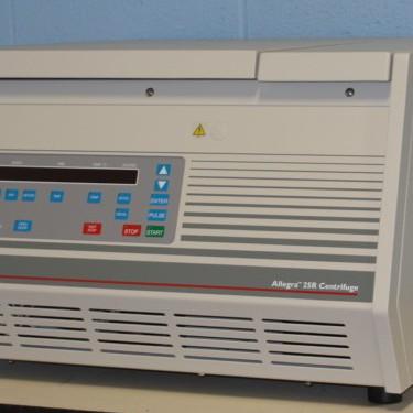 Beckman Coulter Allegra 25R Refrigerated Benchtop Centrifuge Image