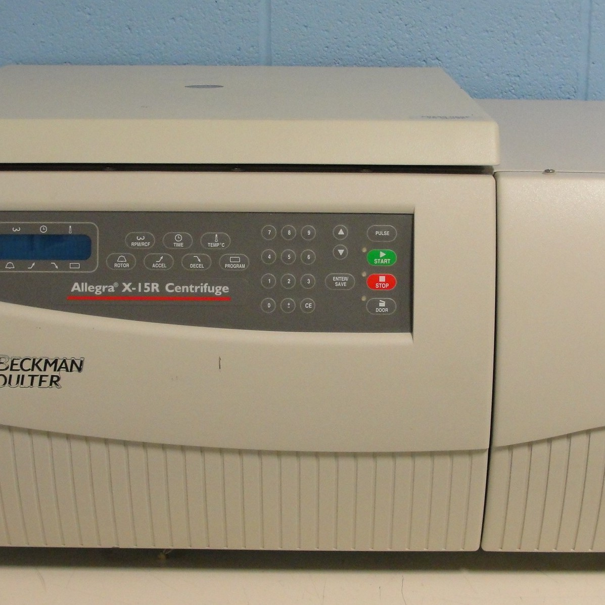 Allegra X-15R Refrigerated Bench-Top Centrifuge Name