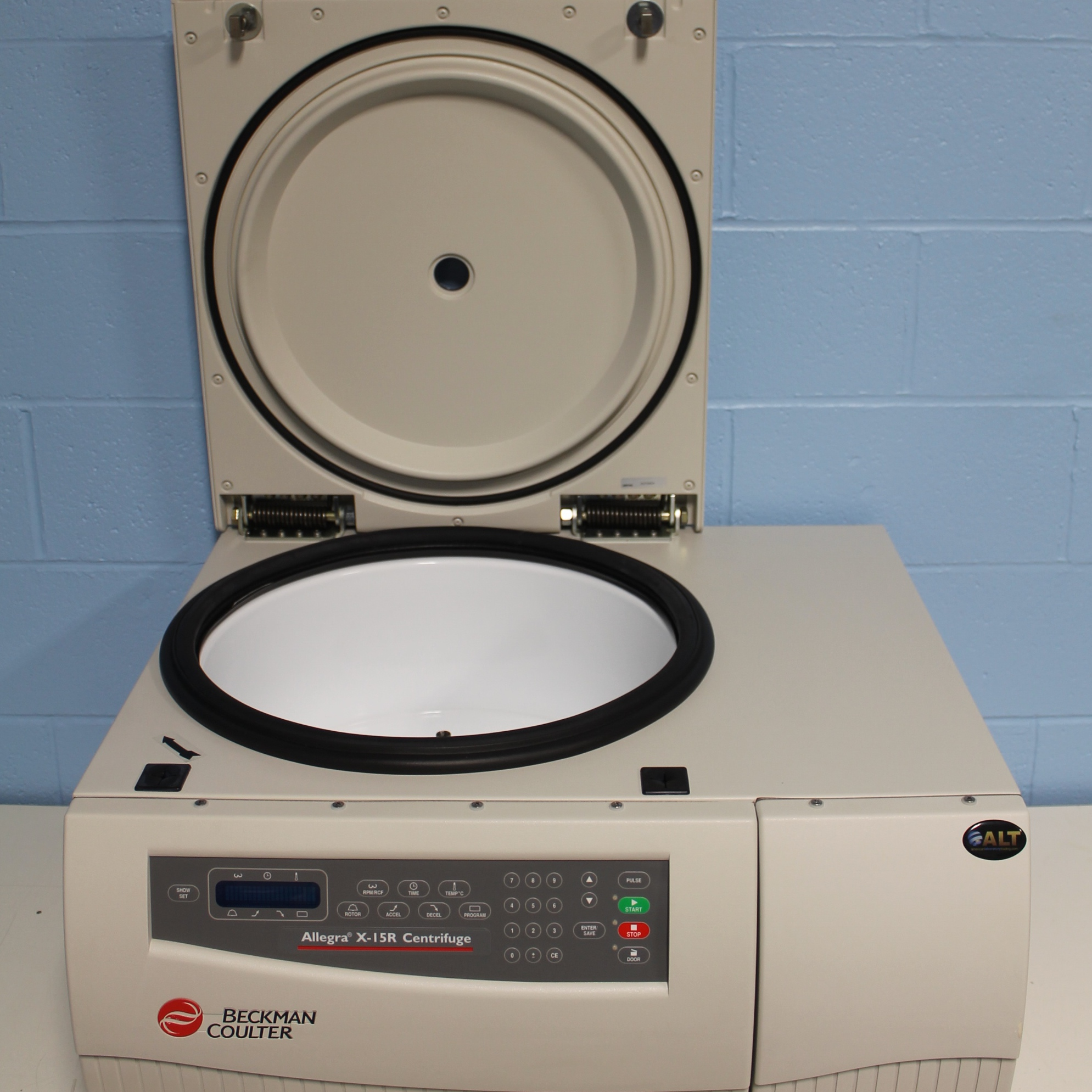 Beckman Coulter Allegra X-15R Refrigerated Benchtop Centrifuge Image