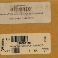 Waters Alliance Filtration Manifold Image