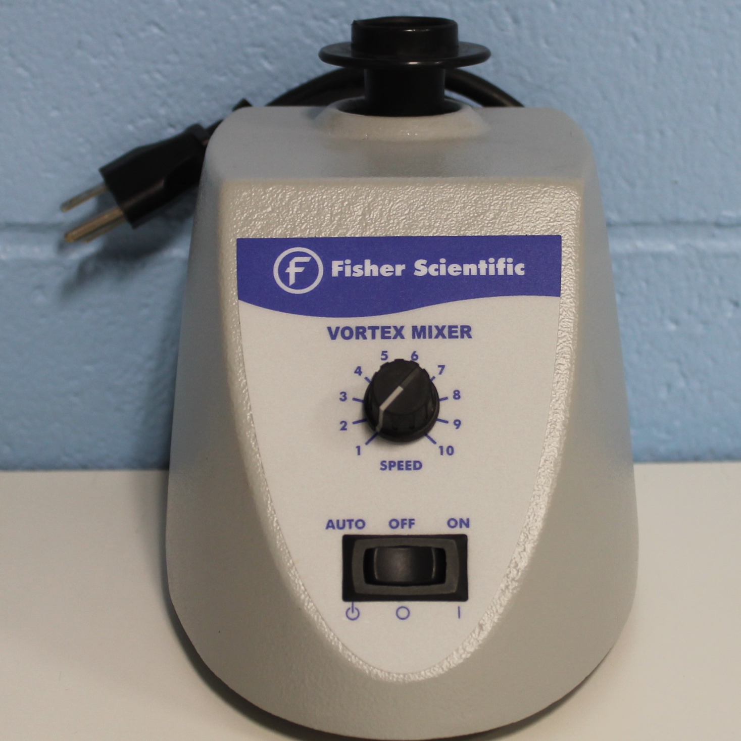 Fisher Scientific Analog Vortex Mixer CAT No. 02215365 Image