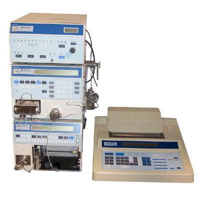 Hitachi Analytical HPLC System Image