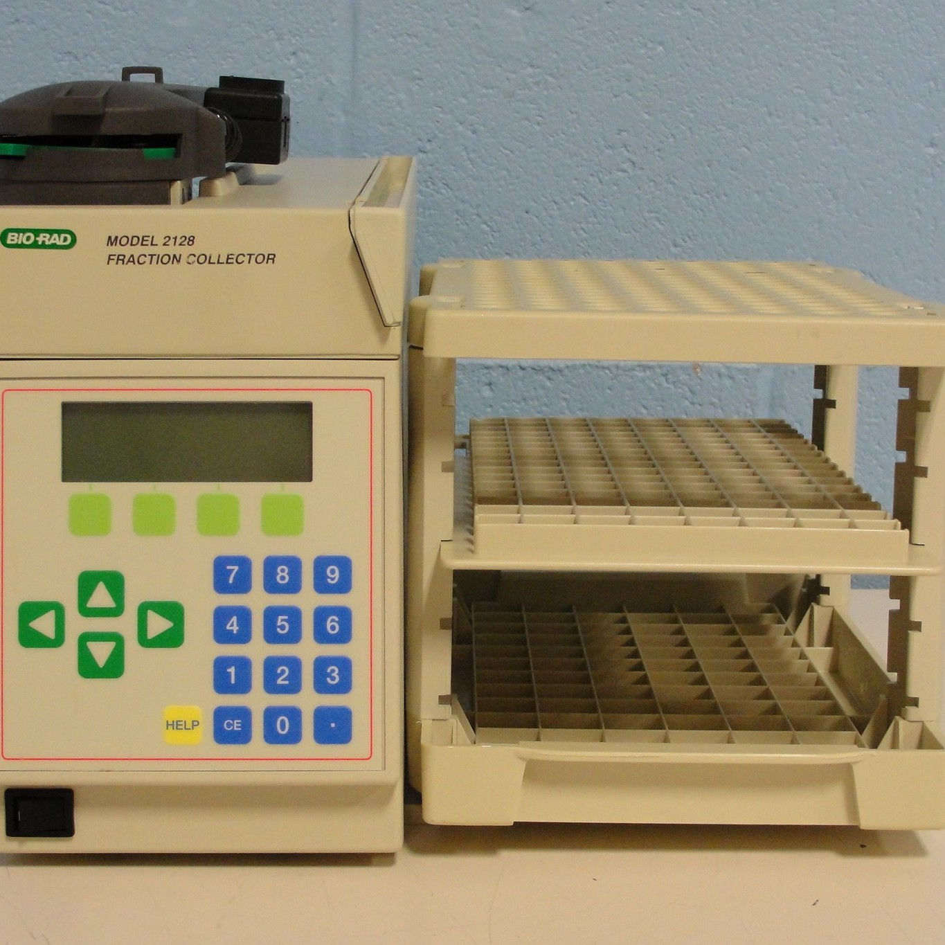 Model 2128 Fraction Collector