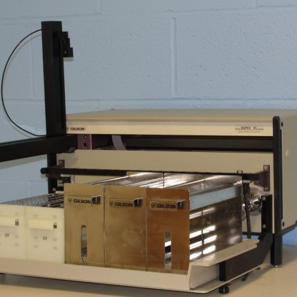 Gilson Aspec XL Solid Phase Extraction Autosampler Image