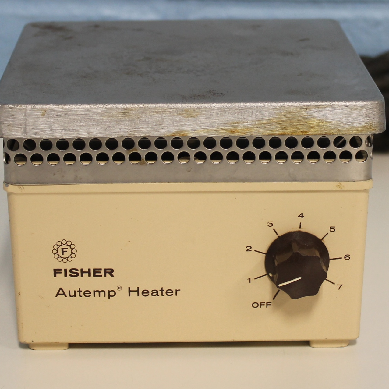 Fisher Scientific Autemp Heater Model 14 Image