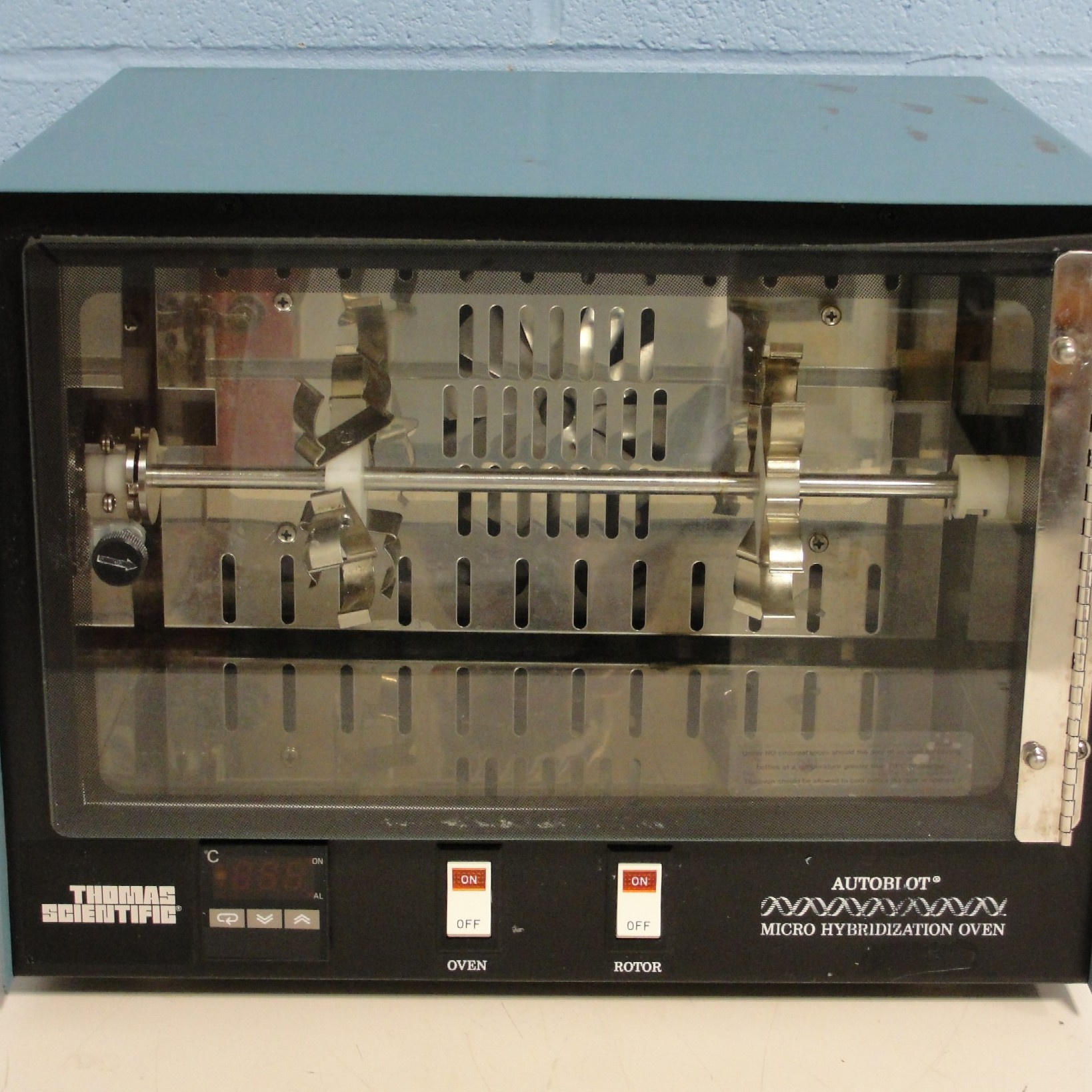 Thomas Scientific Autoblot Micro Hybridization Oven Image