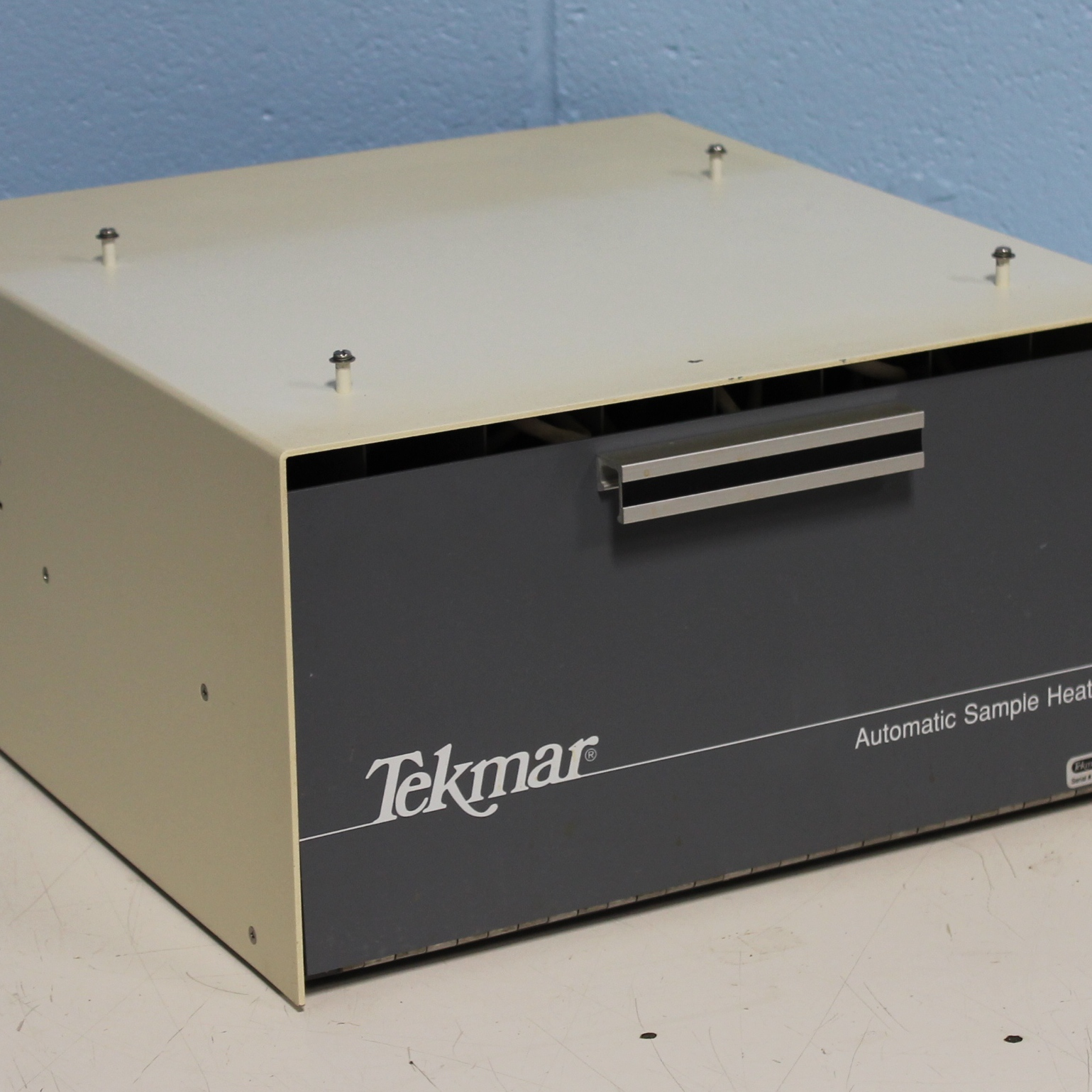 Tekmar Automatic Sample Heater Image