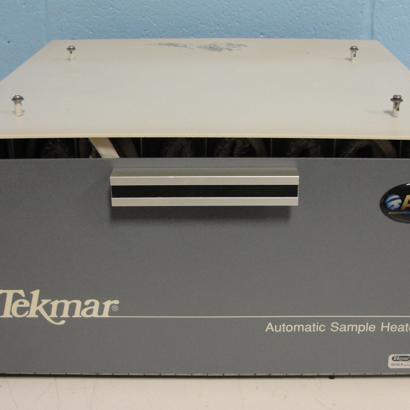 Tekmar Automatic Sample Heater Image