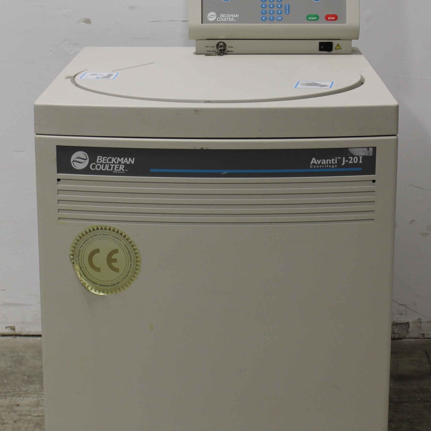 Avanti J-20I High Performance Centrifuge Name