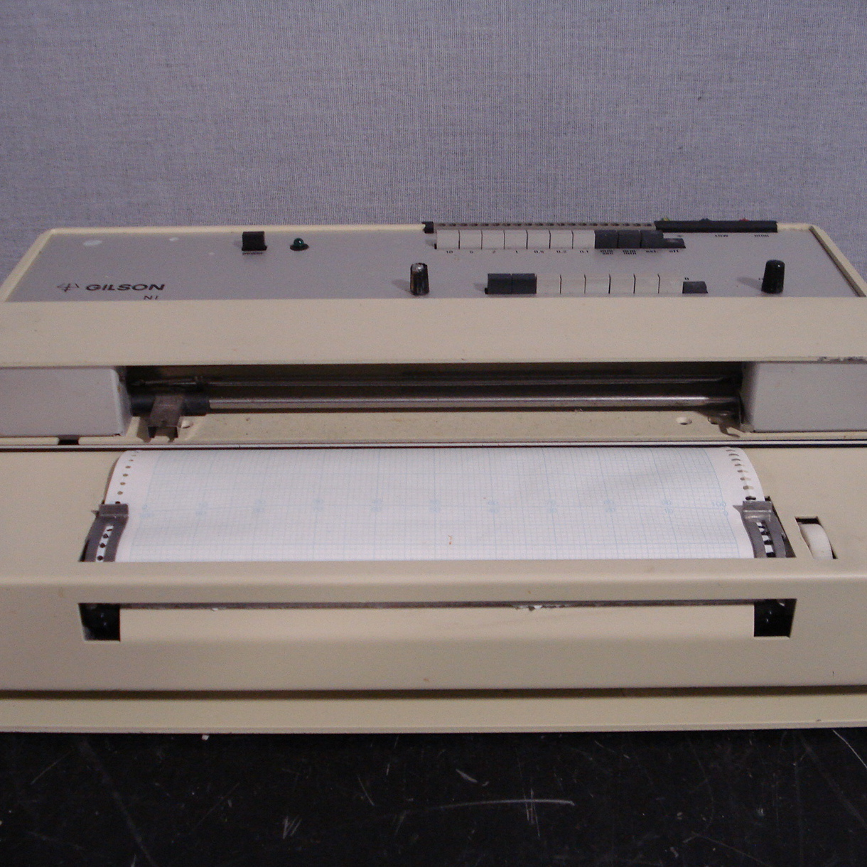 Gilson BD40 Single Pen Chart Recorder Image