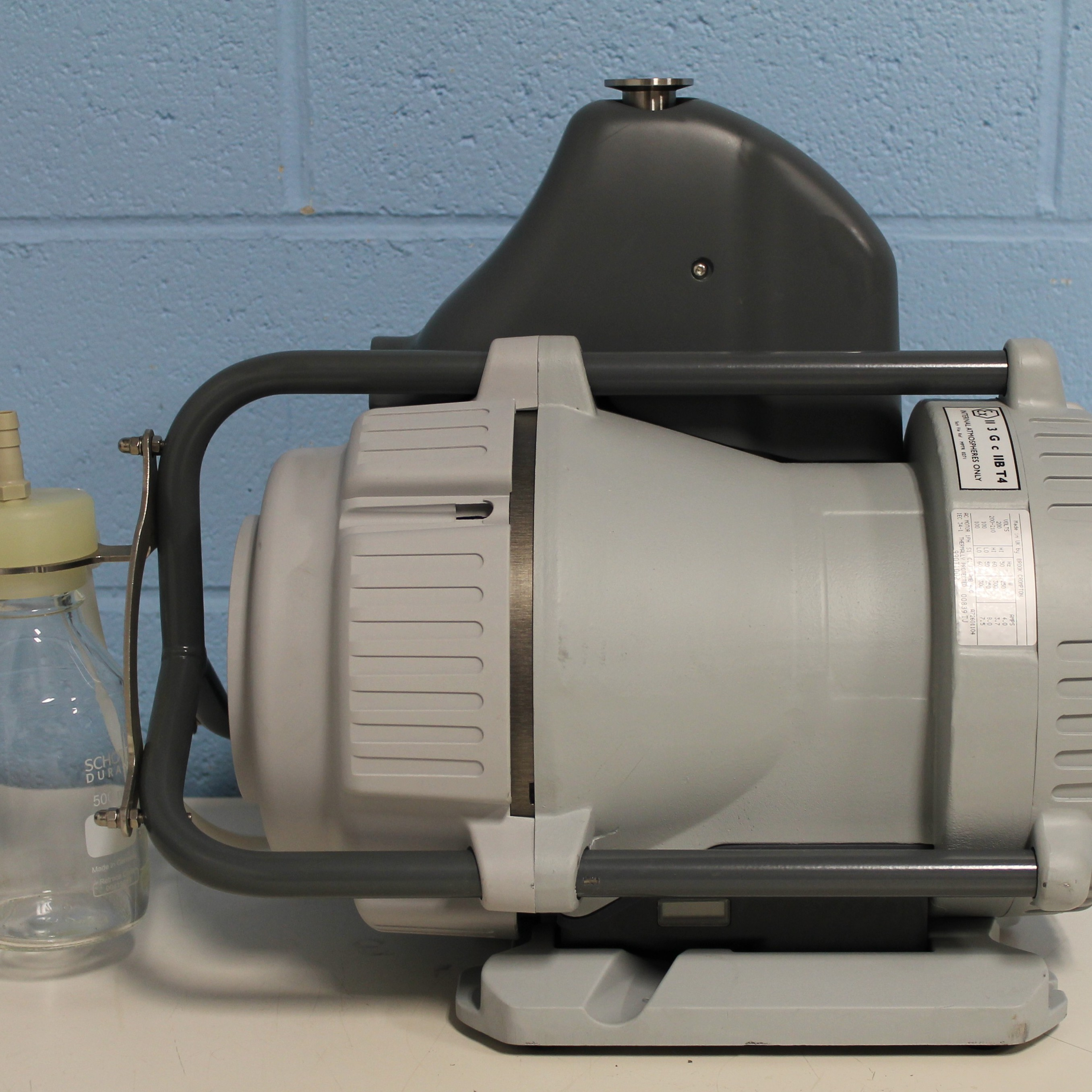 GeneVac BOC Edwards Scroll Pump Model XDS5 Image