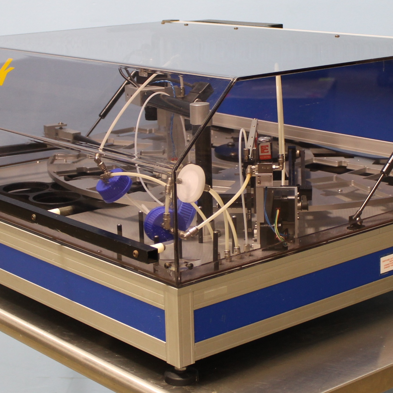 Biorobotics BP600 Automated Coloney Picking Robot Image