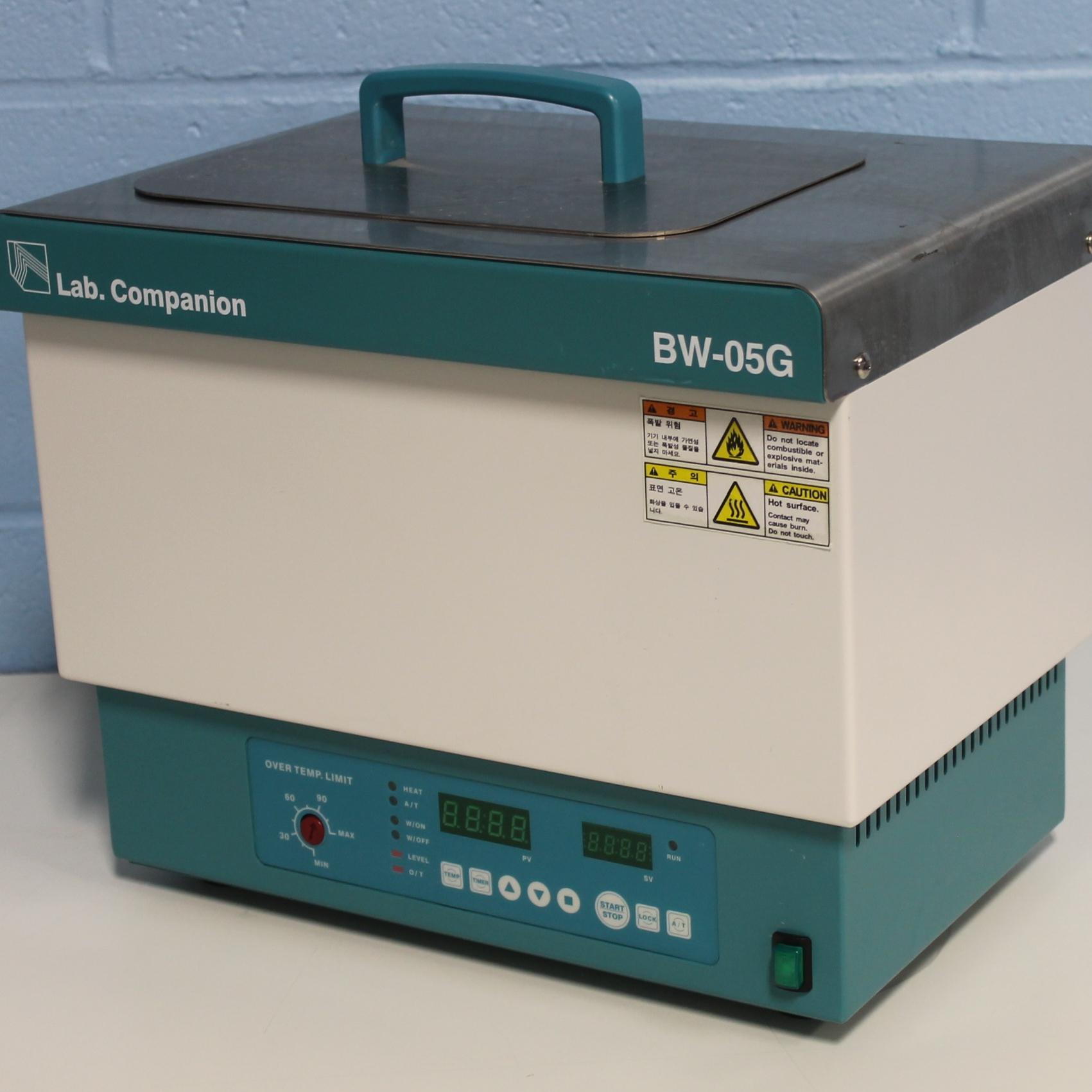 Lab Companion BW-05G 5 liter Heating Bath Image