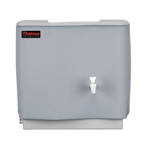 Thermo Scientific Barnstead D14064 Fluorinated Polyethylene Standard TII Storage Reservoir with UV Lamp and Distribution Pump, 30L Image