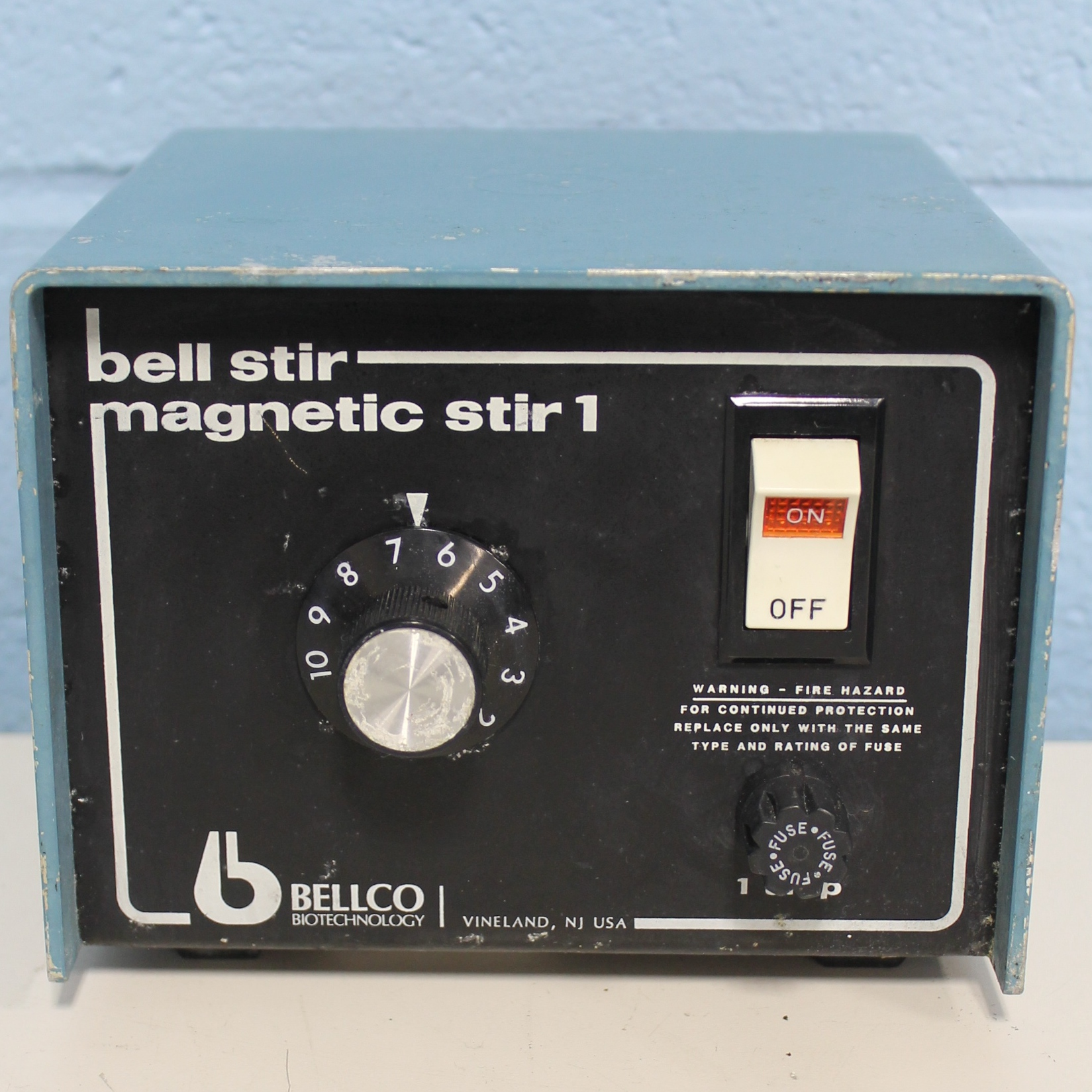Bellco Biotechnology Bell Stir Magnetic Stir 1 Image