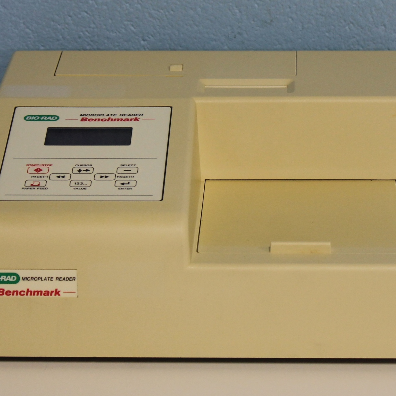 Benchmark Microplate Reader Name