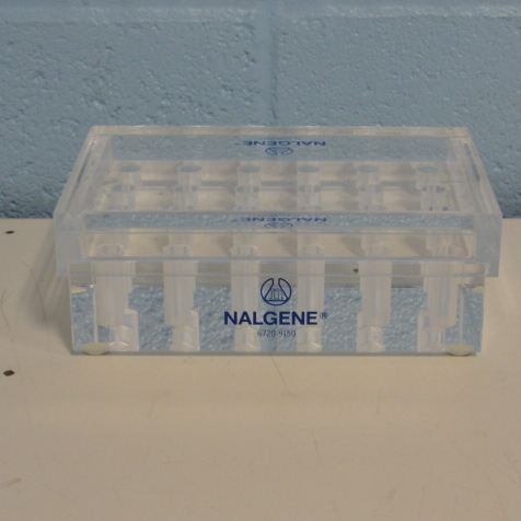 Nalgene Beta Block Test Tube Rack Image