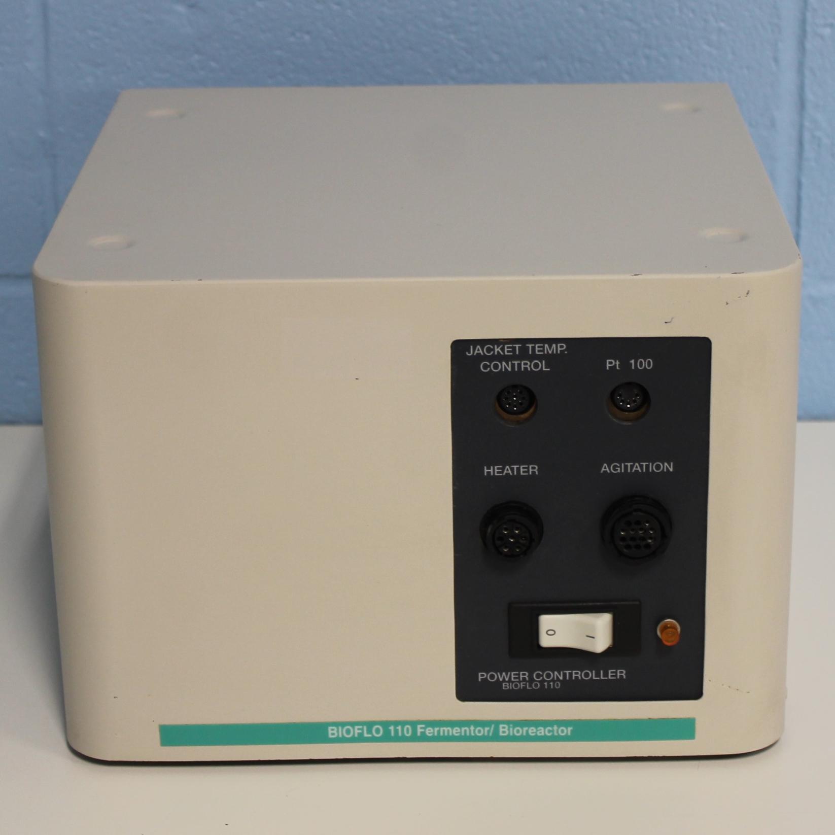 New Brunswick Scientific Co BioFlo 110 Power Controller P/N R1273-3100-002 Image