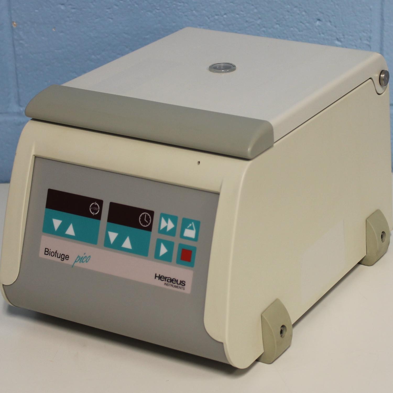 Heraeus/Kendro Lab Biofuge Pico Benchtop Centrifuge Image