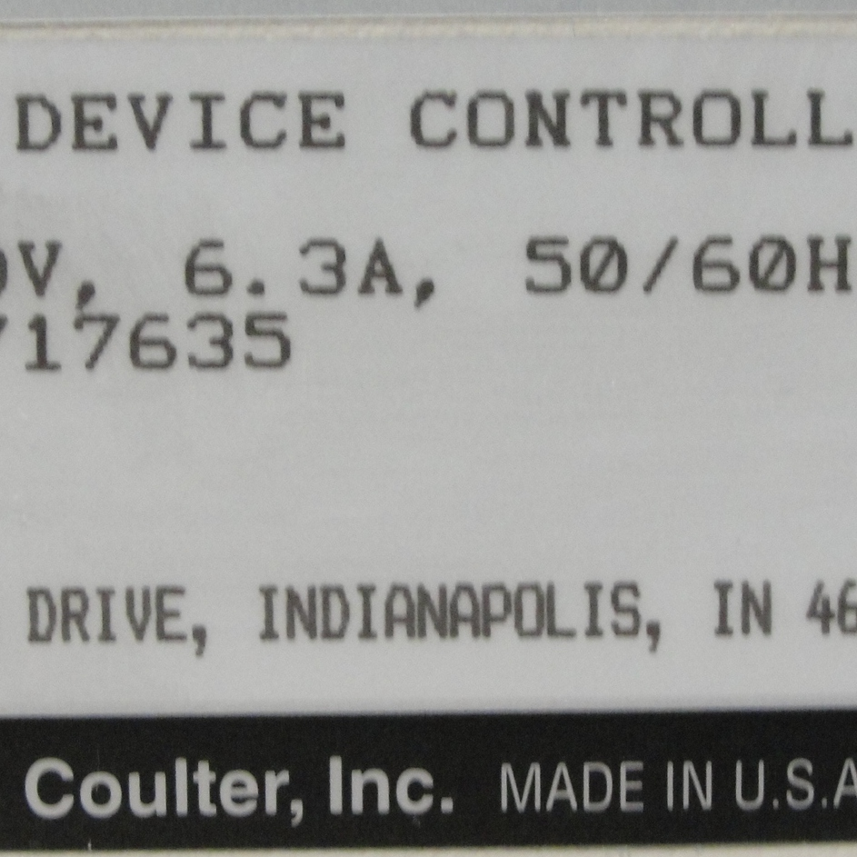 Beckman Coulter Biomek FX Device Controller Image