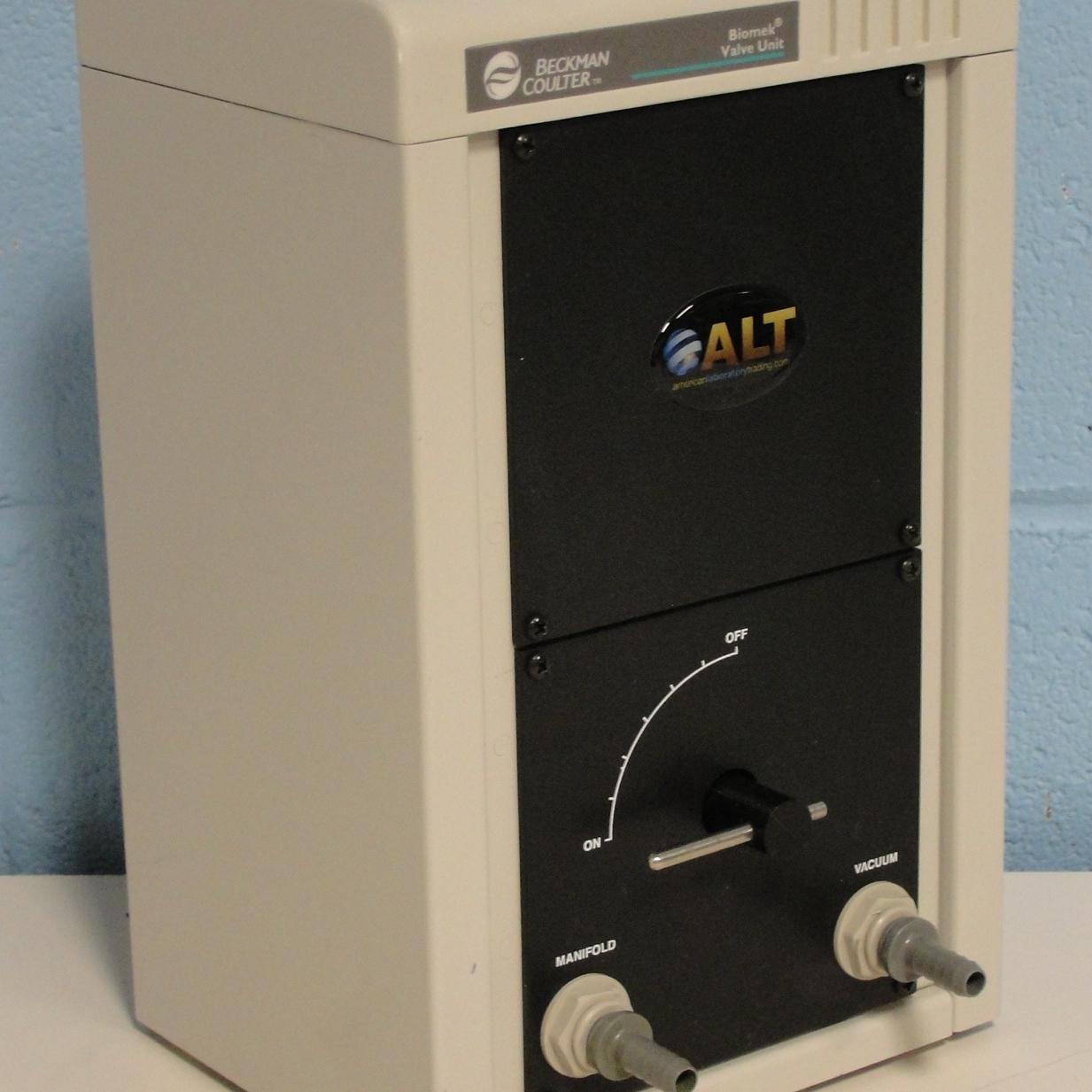 Beckman Coulter 609005 Biomek Vacuum Valve Unit Image