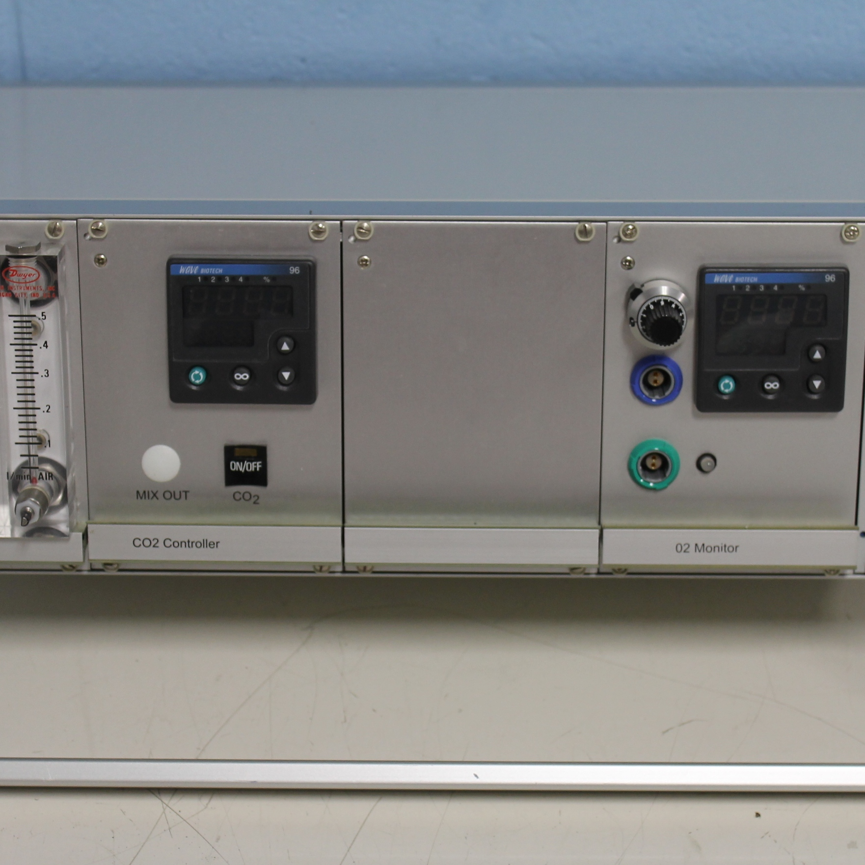Bioreactor 19 Rack Name