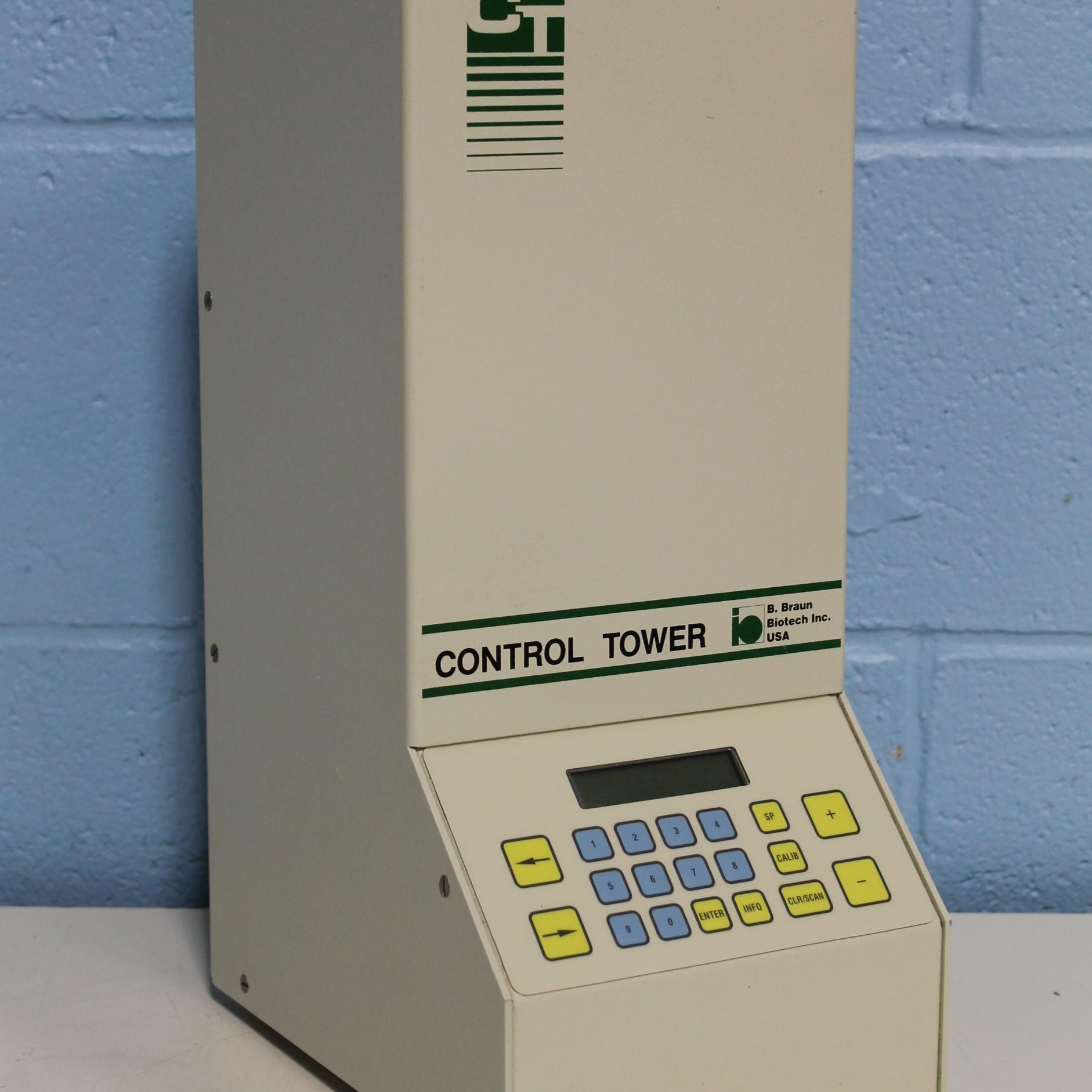B. Braun Biotech CT Control Tower Image