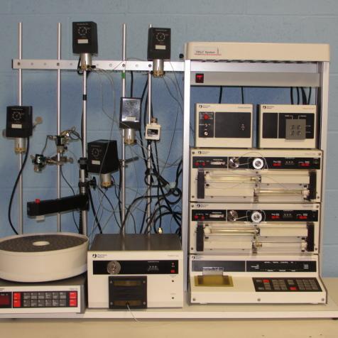 Pharmacia Biotech Biotech FPLC System Image