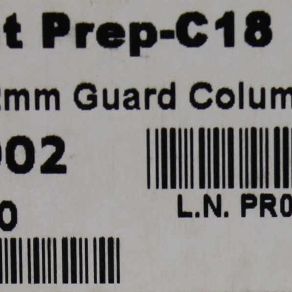 Agilent Technologies C18 PrepHT Guard Cartridge Image
