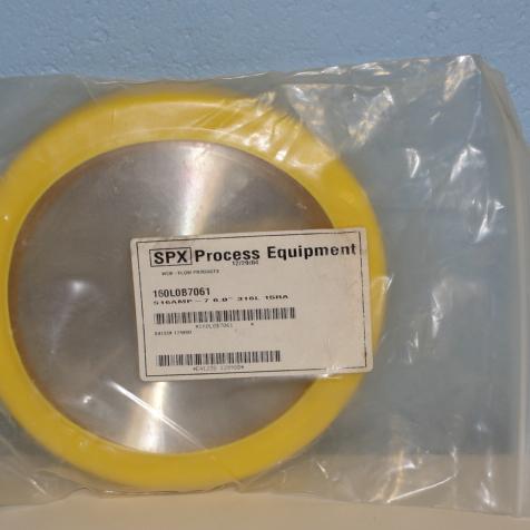 SPX Process Equipment/WCB-Flow Products CAP T316L Model 160L0B7061 Cat #S16AMP-7 6.0 Image