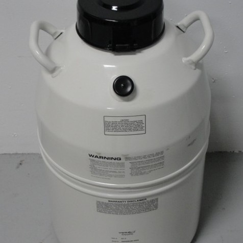 VWR Scientific CC-2 Canister Storage Tank Image
