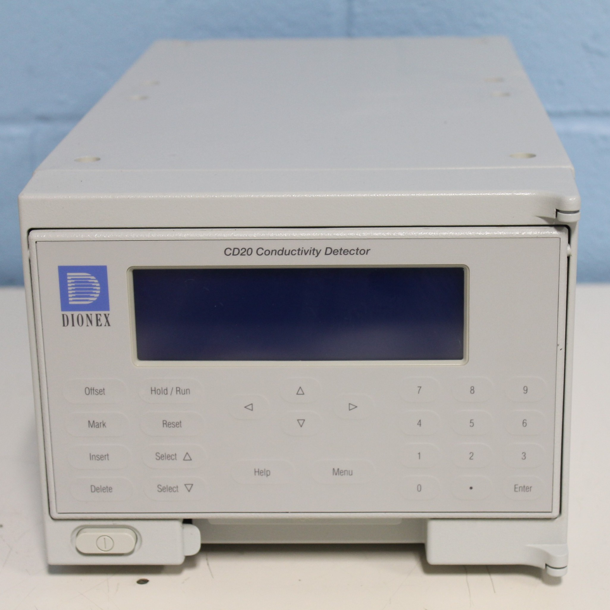 CD20 Conductivity Detector Name