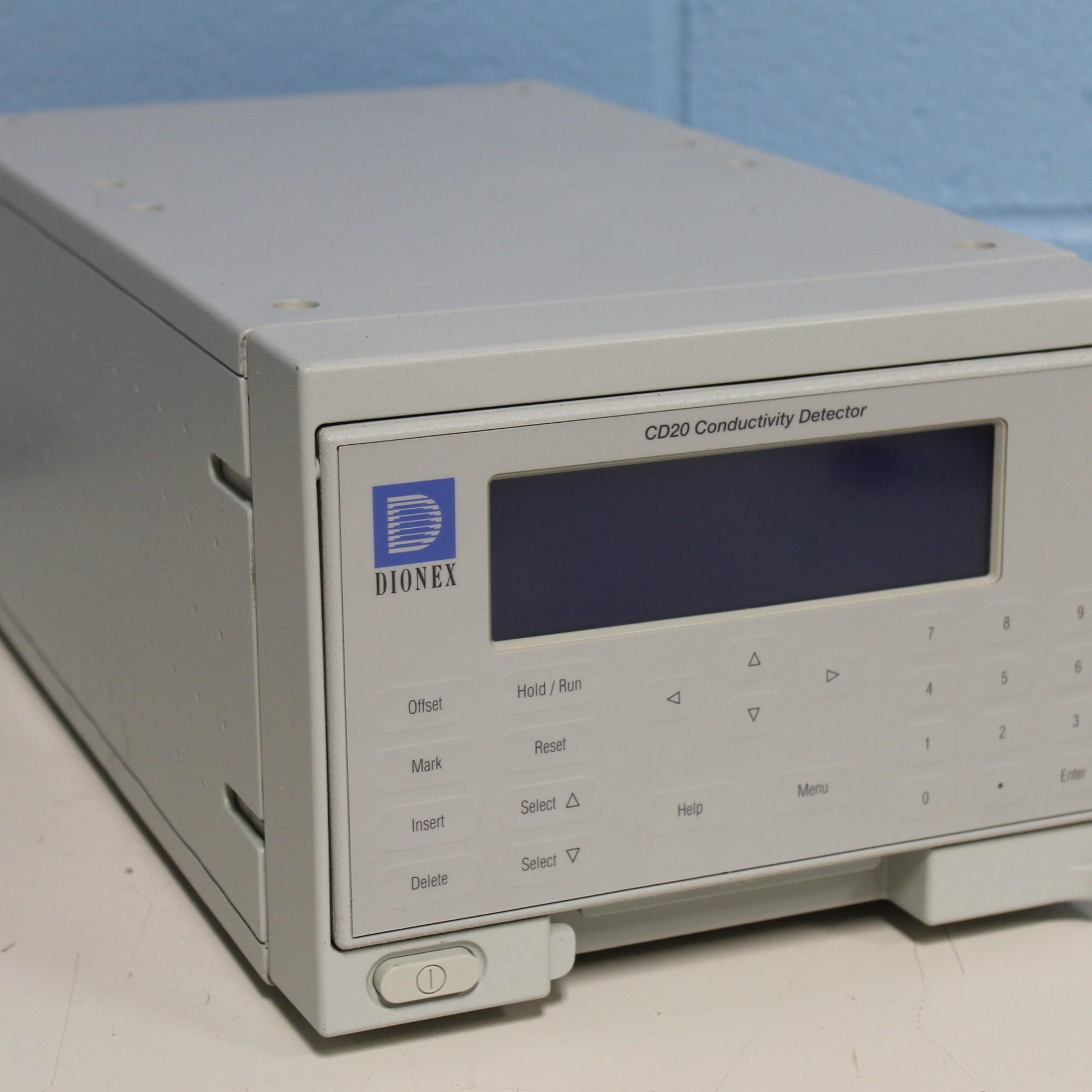 Dionex CD20 Conductivity Detector Image