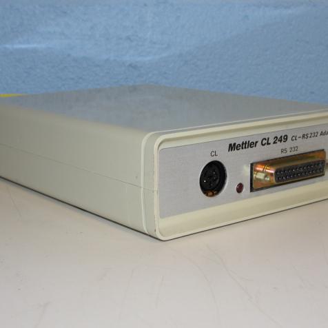 Mettler Toledo CL 249 CL-RS323 Adapter Image