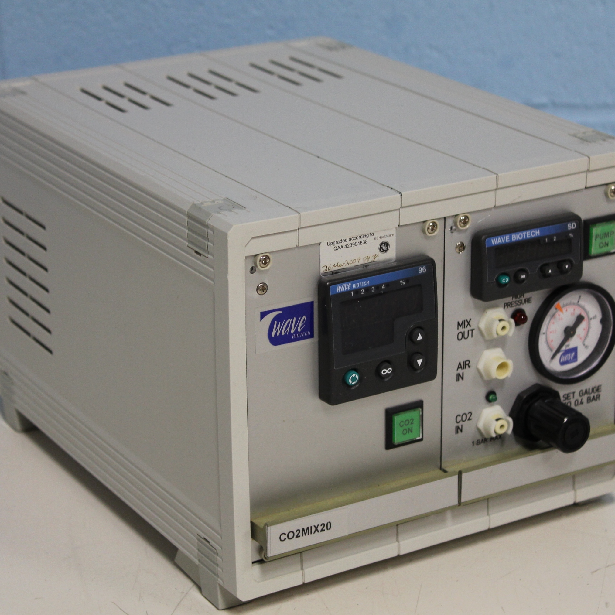 Wave Biotech CO2MIX20 CO2/air Mixture Controller Image