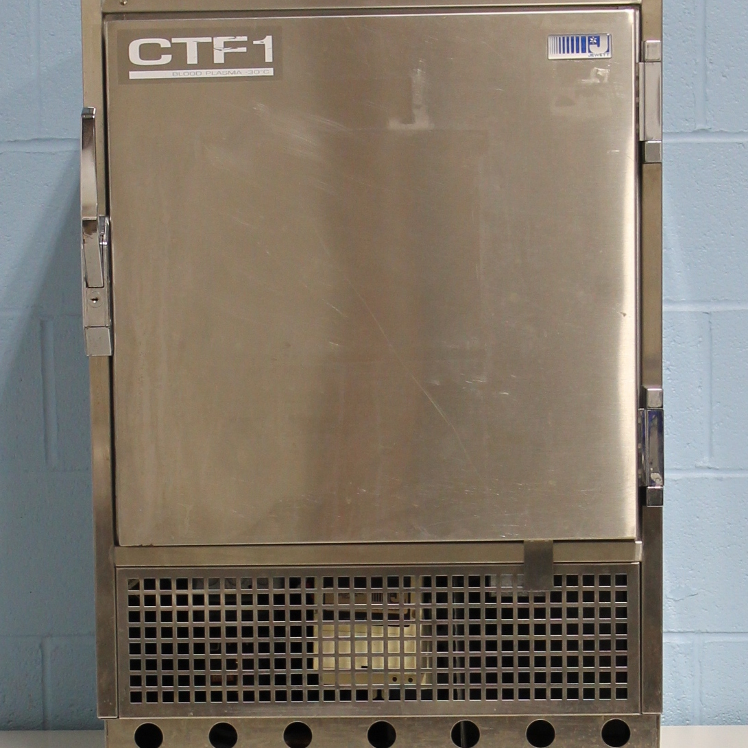 CTF-1 Blood Plasma -30C Freezer Name