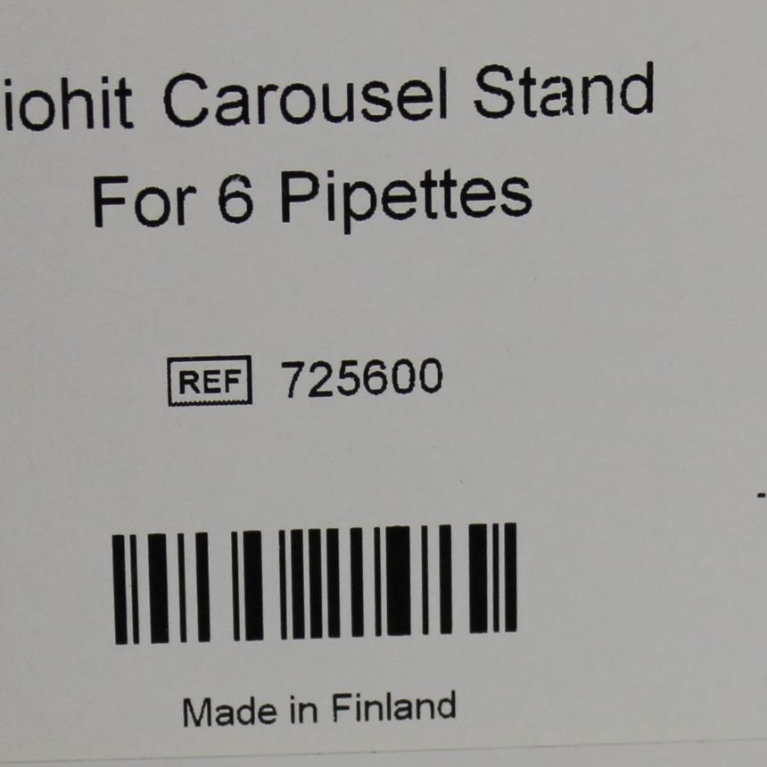 BioHit Carousel Stand Image