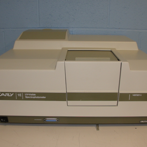 Varian Cary 1E UV/Visible Spectrophotometer Image