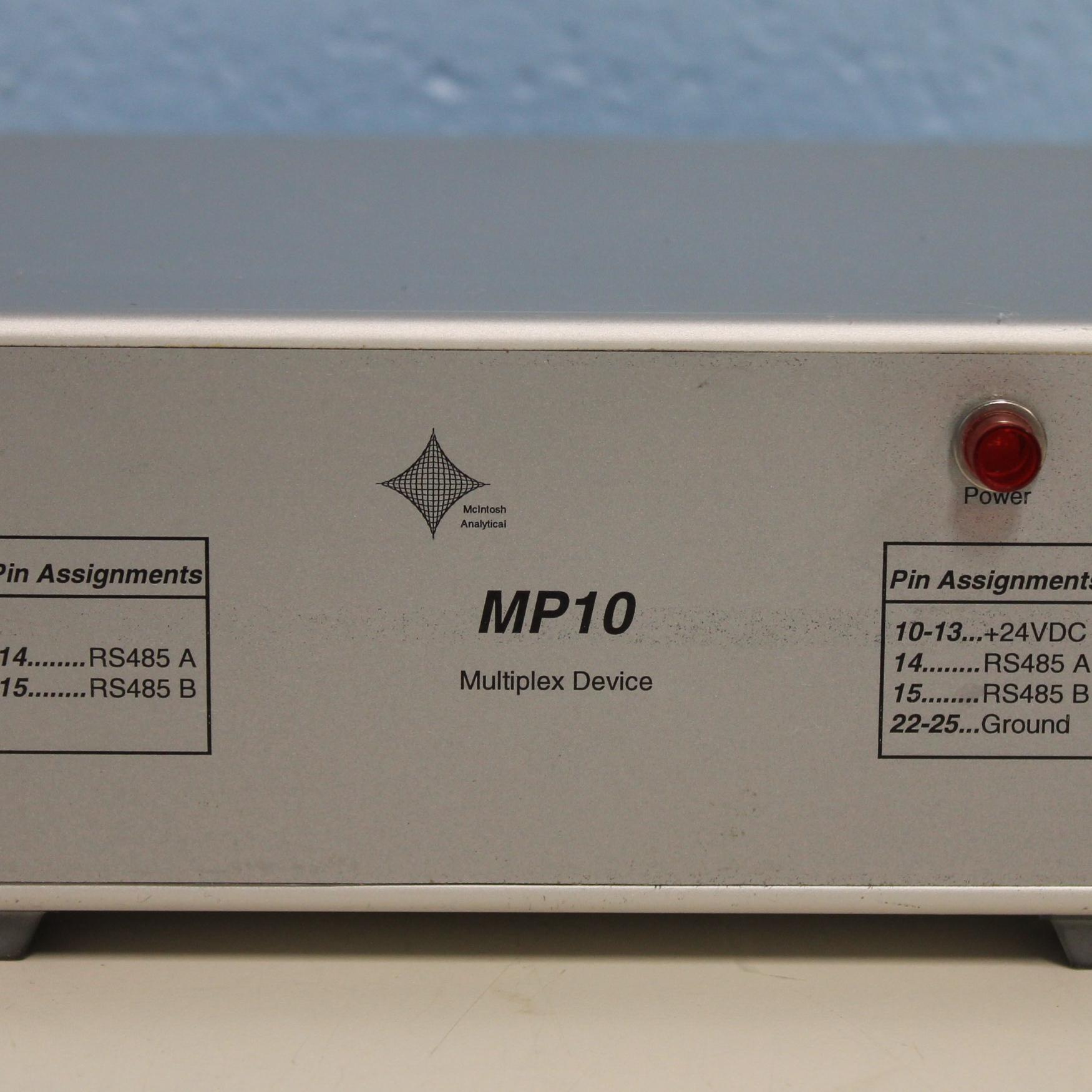 Macintosh Cavro XL Multiplexon Image