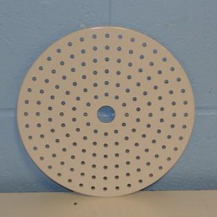 CoorsTek Ceramic Desiccator Plate Image