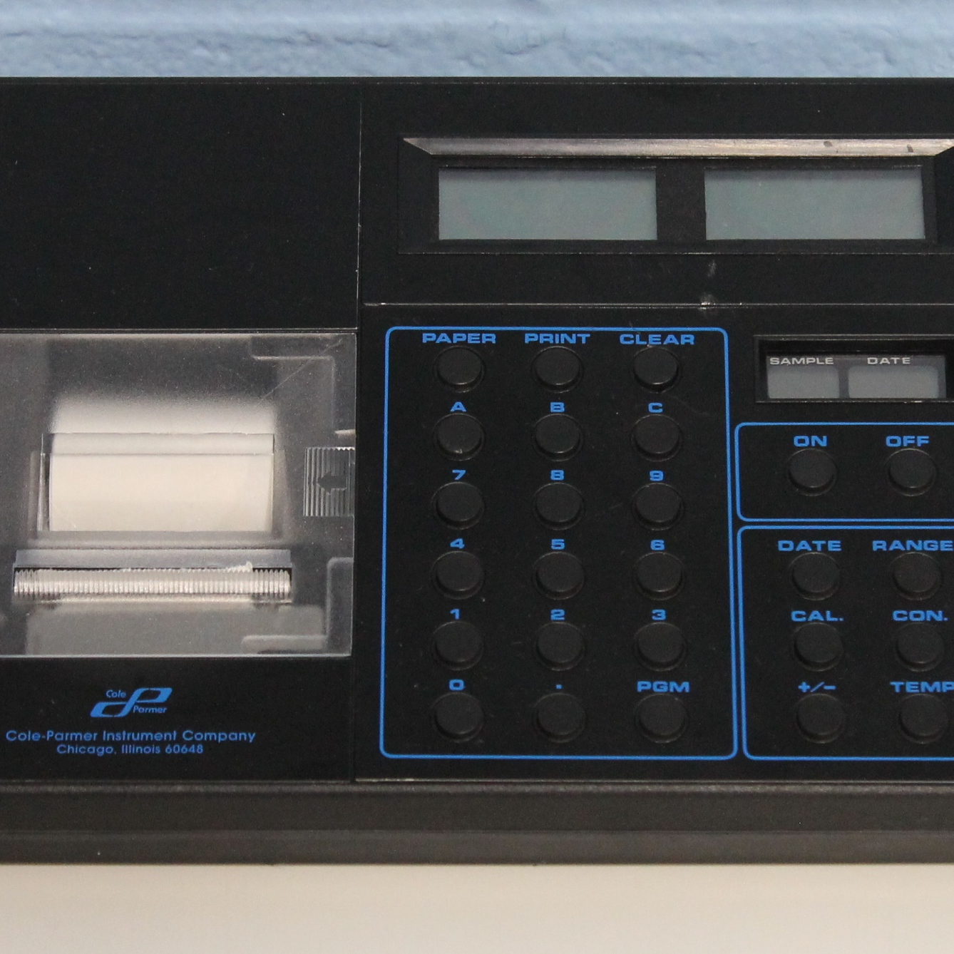 Cole-Parmer Chemcadel pH/mv Meter Model 835095 Image