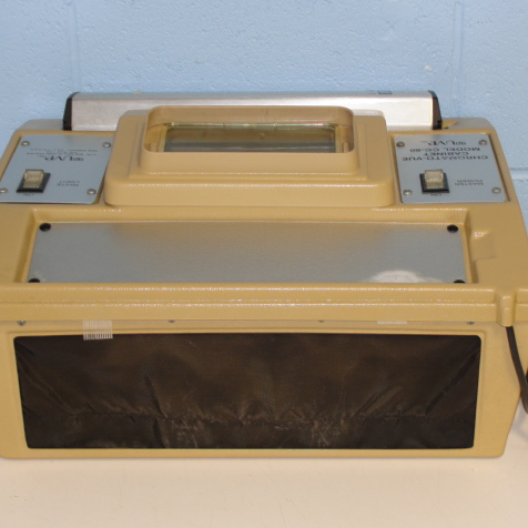 UVP Inc. Chromato-Vue Cabinet Type CC-60 UV Lamp Image