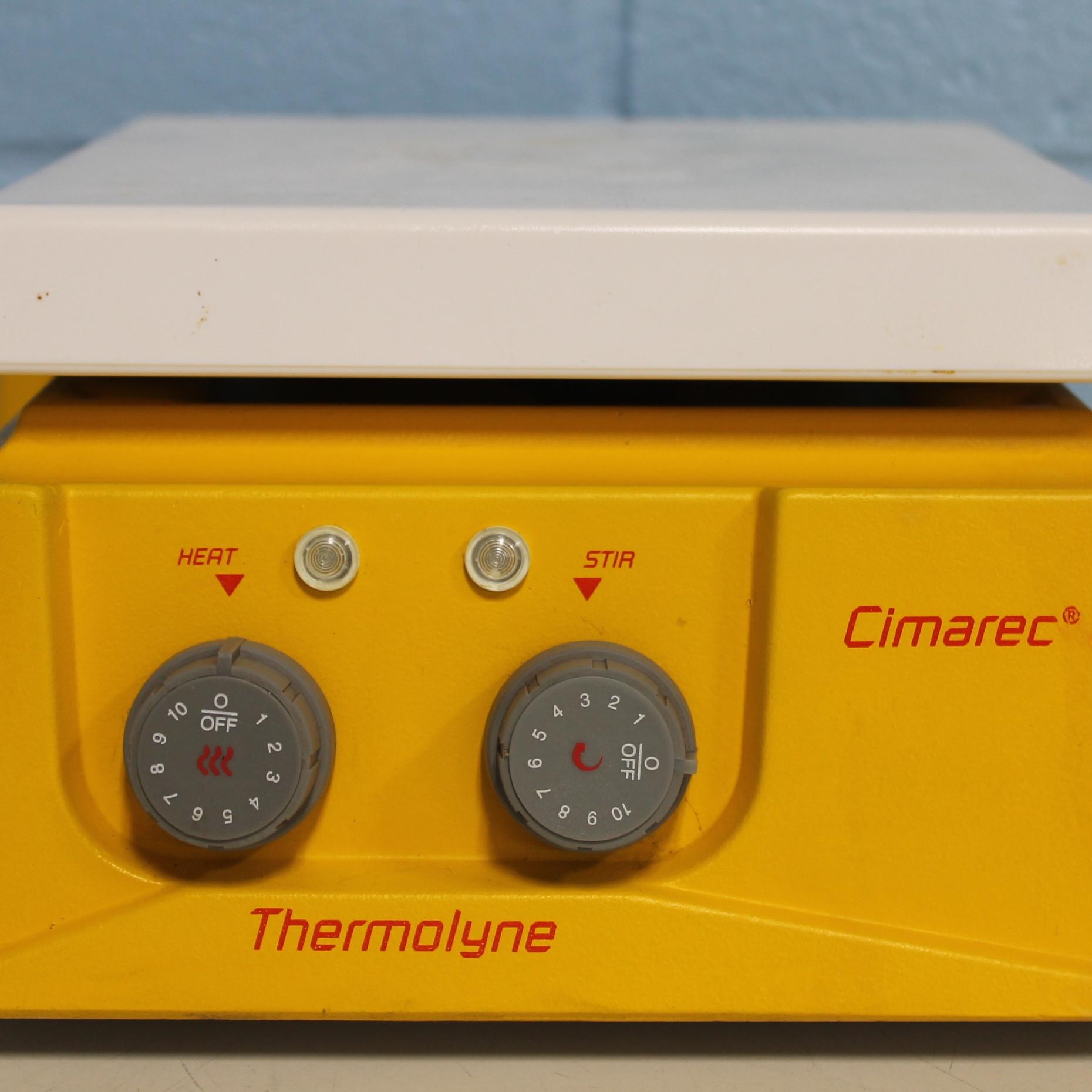 Cimarec 2 Hotplate Stirrer SP46925