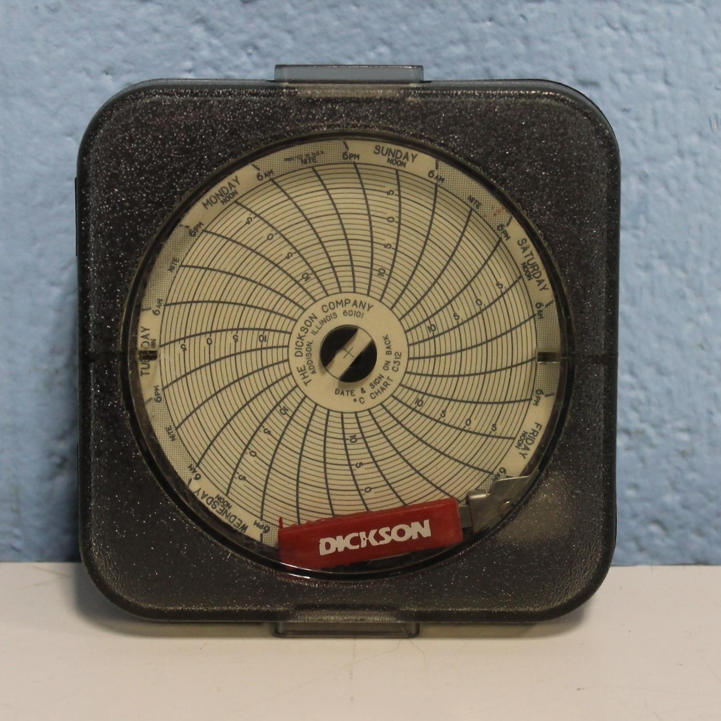 Dickson SC3 Circular Chart Recorder Image