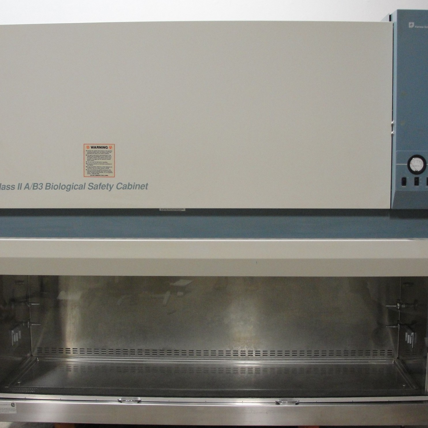 Thermo Scientific Class II, A/B3 Biological Safety Cabinet Type A/B3 Image
