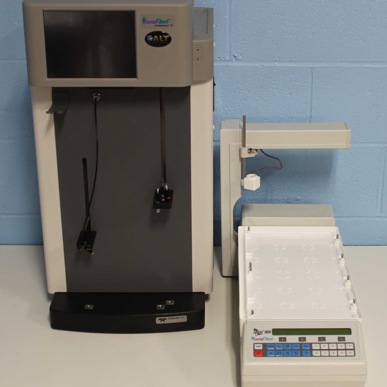 Combiflash Companion XL Flash Chromatography System Name