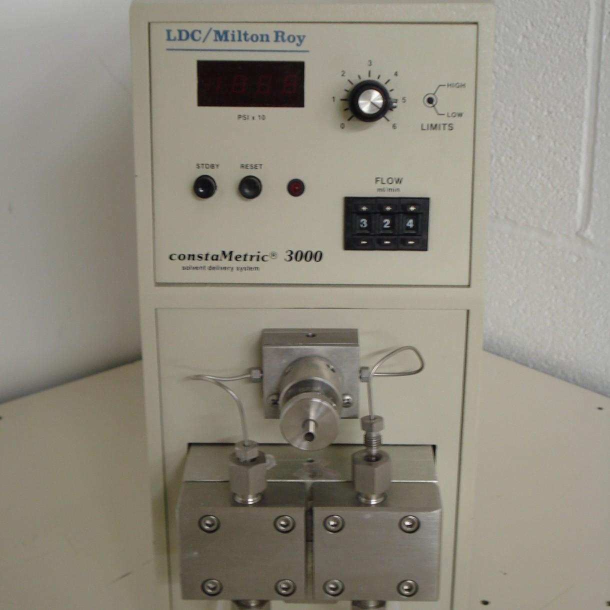 LDC / Milton Roy ConstaMetric 3000 Solvent Delivery System Image