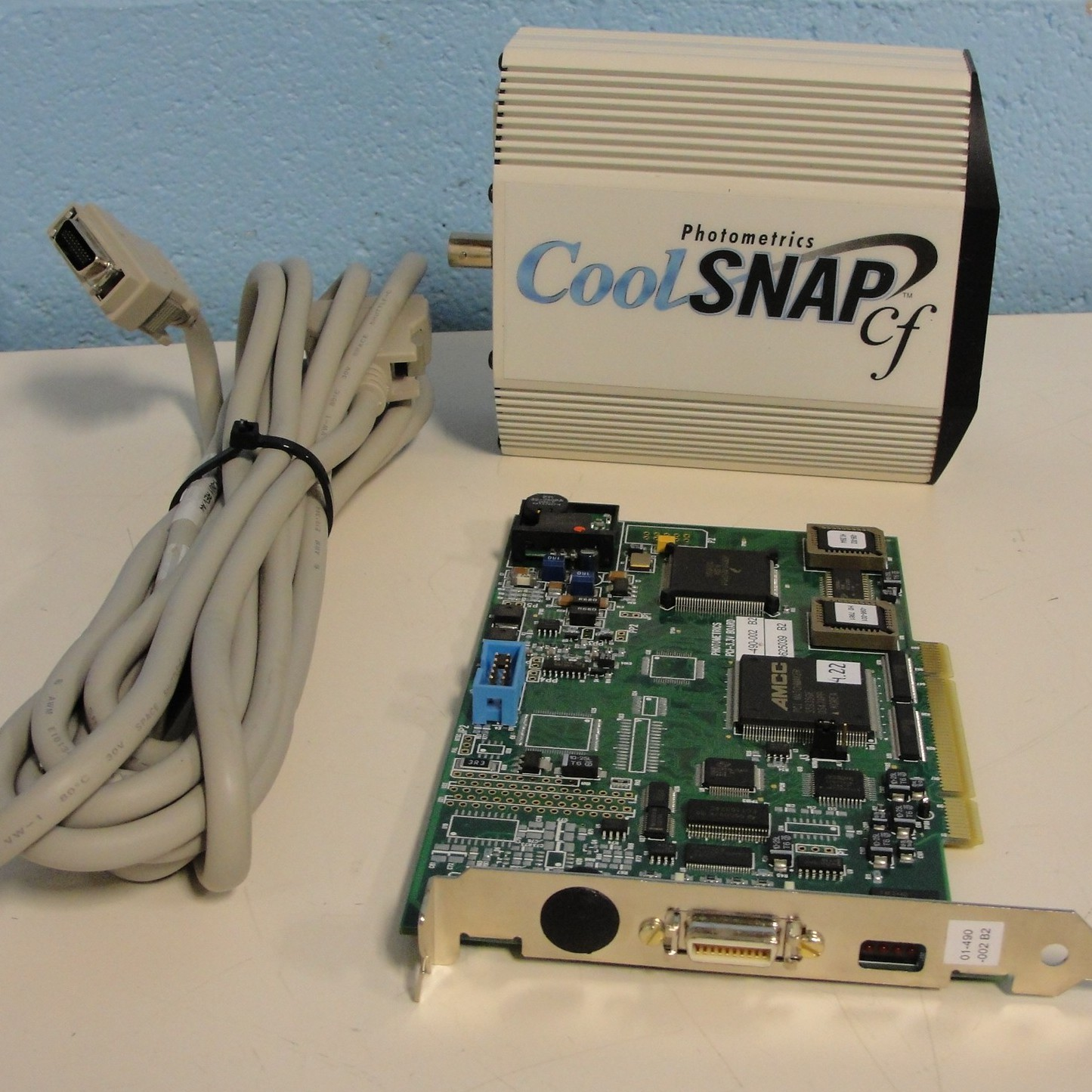 CoolSNAP cf High-Resolution Interline CCD Camera Name